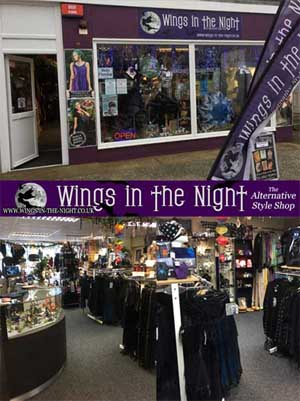 Wings in the Night, Cornwall