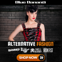 blue banana alternative fashion