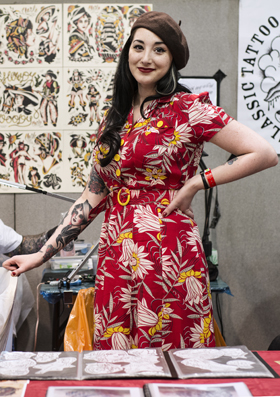 Brighton Tattoo Convention 2016