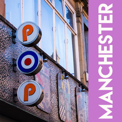 Pop boutique, Manchester : Alternative fashion shops