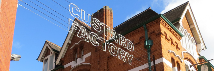 The Custard Factory, Birmingham : Alternative clothing stores in the UK