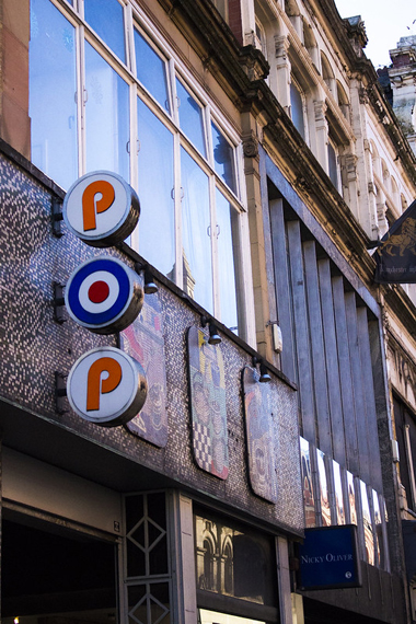 Pop Boutique : Manchester