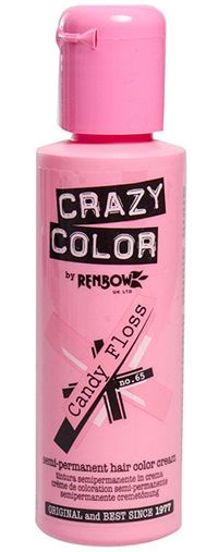 Crazy Color hair dye