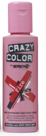 Crazy colours dye