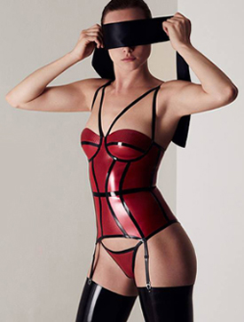 Coco de mer latex collection : Alt Fashion