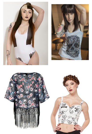 Gothic summer finds : Alt Fashion