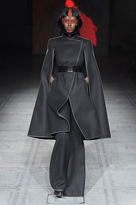 Gareth Pugh at London Fashion Week