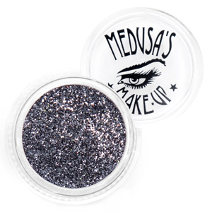 Medusas make up - gothic glitter : Alternative make up