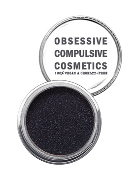 OCC - black glitter : Alternative cosmetics