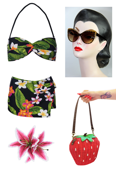 Pin up summer finds : Alt Fashion