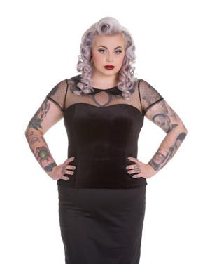 Spin Doctor, plus size alternative clothing