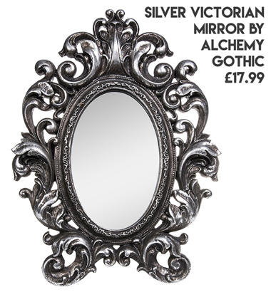 Alternative xmas gifts - Alchemy Gothic mirror : Alt Fashion