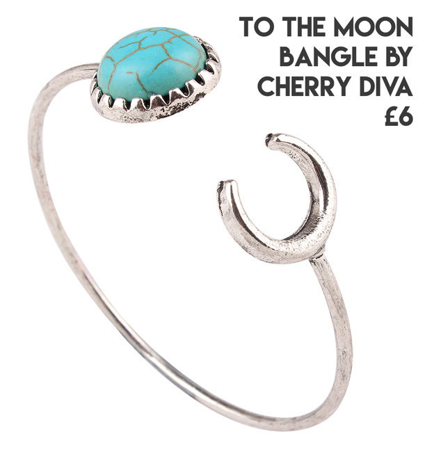 Alternative xmas - Cherry Diva bangle : Alt Fashion