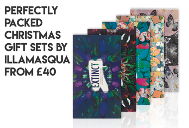 Alternative xmas gifts - Illamasqua make up sets : Alt Fashion