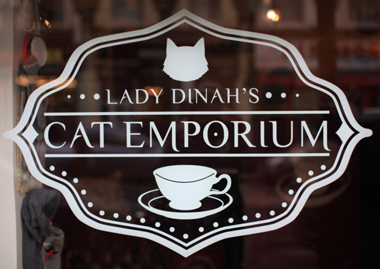 Lady Dinahs cat emporium