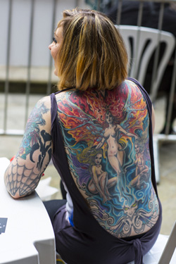 London Tattoo Convention 2016