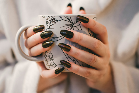 Manicured nails : Alternative beauty