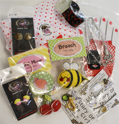 Birthday Goody Bags on Could Win The First Of Our 5th Birthday  Celebration Goodie Bags