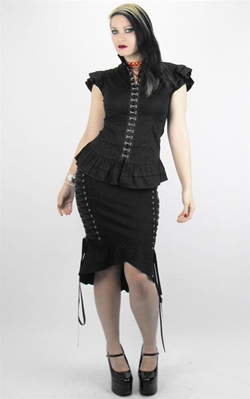 Explore the collection of plus size clothing designs, with alternative, goth, retro and rockabilly dresses, cardigans, skirts & trousers etc.***FREE UK DELIVERY***.