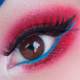 Sugarpill cosmetics : Alternative make up
